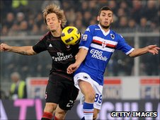 BBC Sport - Football - Footballers in Italy's Serie A announce strike