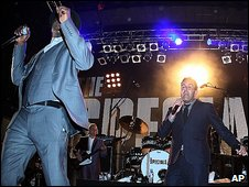 The Specials in 2009