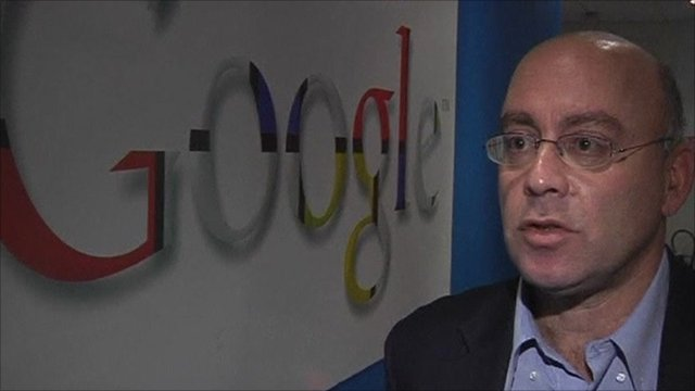 Bill Echikson, Senior communication manager for Google