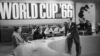 The BBC World Cup studio