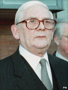 Sir Ronald Waterhouse
