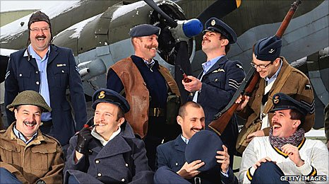 RAF Lyneham Movember