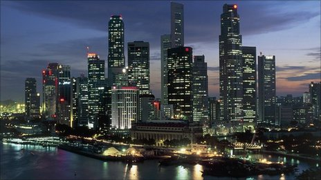 BBC News - Can Singapore become a start-up hub?