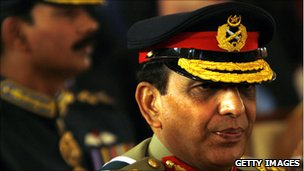 Army chief Gen Ashfaq Parvaz Kayani (file picture)