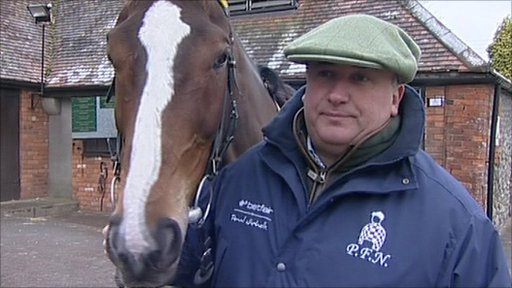 Kauto Star and Paul Nicholls