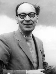 Philip Larkin in 1964