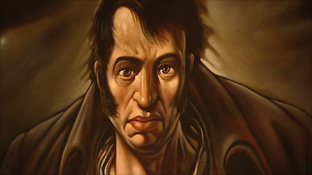 Robert Burns by Peter Howson