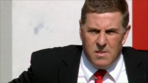 Former Aberdeen manager Mark McGhee