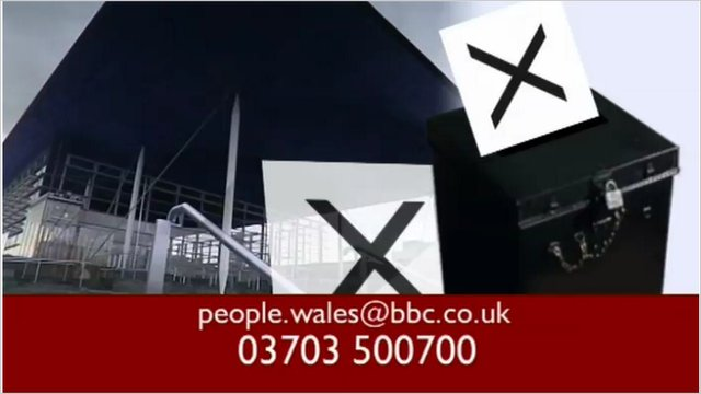 BBC Wales' People's Assembly search is on