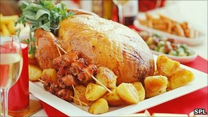 High salt levels in ready made Sunday lunch warning (UK)
