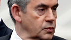 Former UK prime minister Gordon Brown