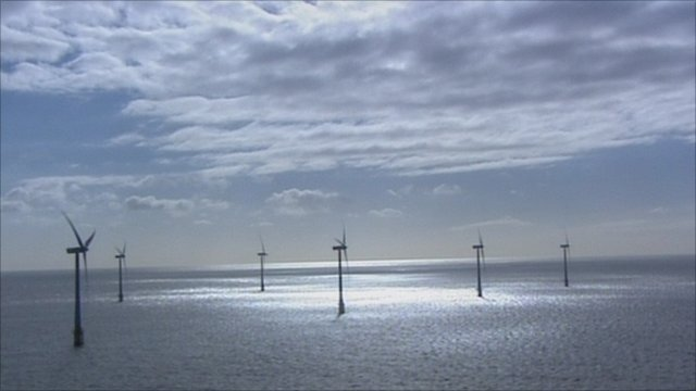 Offshore wind firm