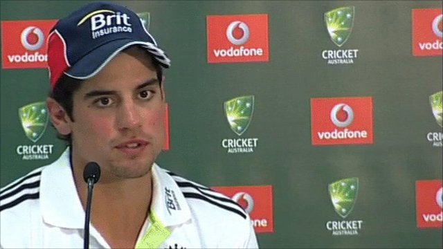 alastair cook ashes. Alastair Cook