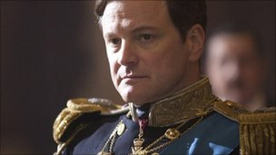 Colin Firth in The Kings Speech