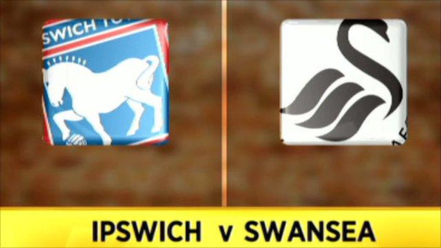 Ipswich v Swansea