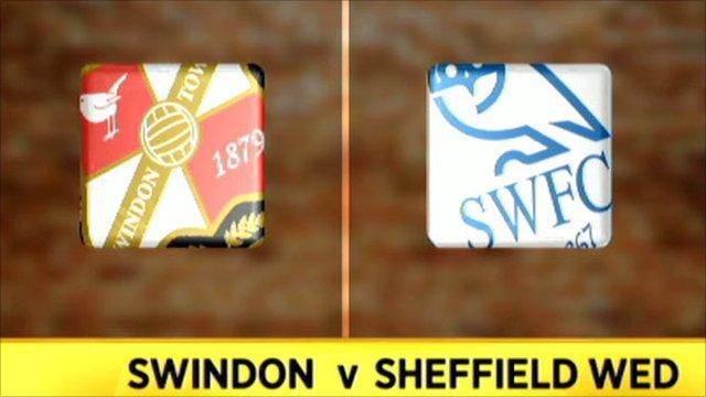 Swindon v Sheffield Wednesday