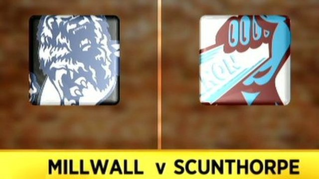 Millwall 3-0 Scunthorpe