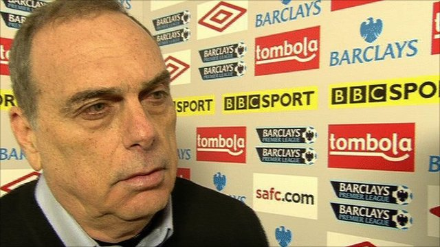 West Ham Boss Avram Grant