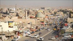 Kirkuk ethnic tensions scupper Iraq census - BBC News