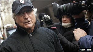 Bernard Madoff. File photo