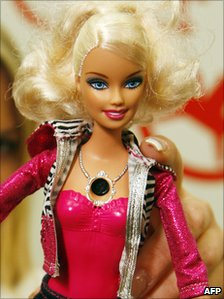 The Barbie Video Doll