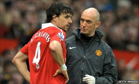 Owen Hargreaves (left) and Rob Swire (Right)