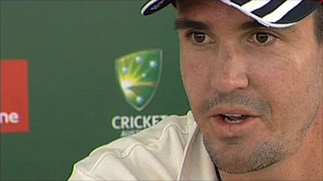 England&amp;apos;s Kevin Pietersen