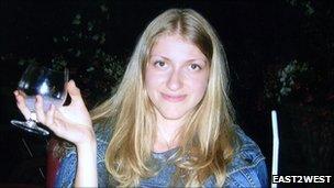 Katia Zatuliveter (pic: East2West News)