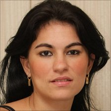 Eliza Samudio in August 2009