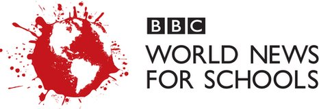 World News for Schools logo