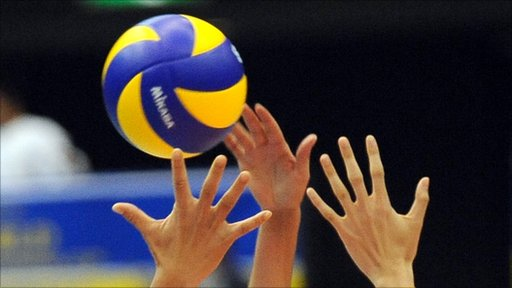 GB Indoor Volleyball teams to compete in London 2012 Olympics