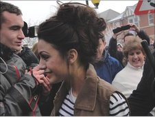 Cher Lloyd in Malvern
