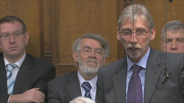 George Howarth, Labour MP for Knowsley