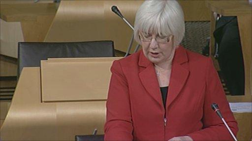 Labour MSP Patricia Ferguson