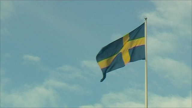 Swedish flag