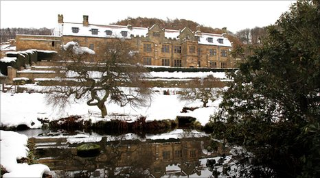 Mount Grace Priory. Copyright: English Heritage