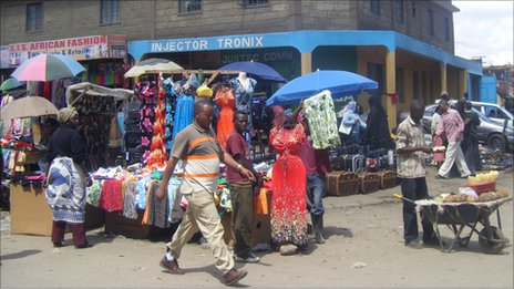 Kiosks in Eastleigh
