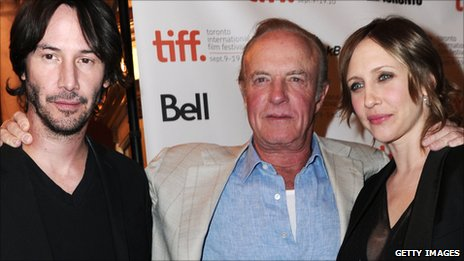 Keanu Reeves, James Caan and Vera Farmiga