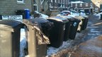 Bins in Sheffield. Photo: James Palmer