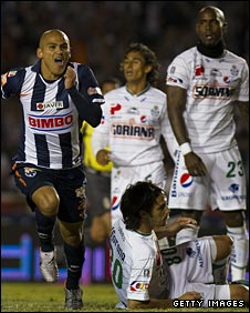 Santos lost to Monterrey in the championship final