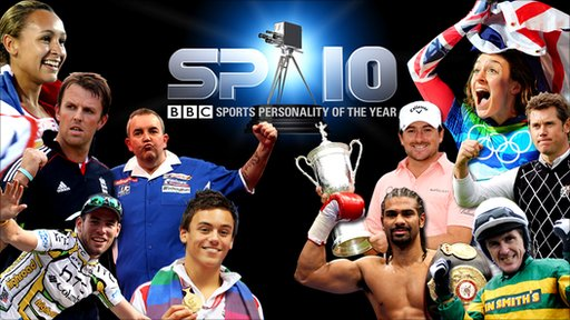 Sports Personality of the Year top 10 contenders
