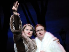 The Lion, The Witch & The Wardrobe at the Royal & Derngate