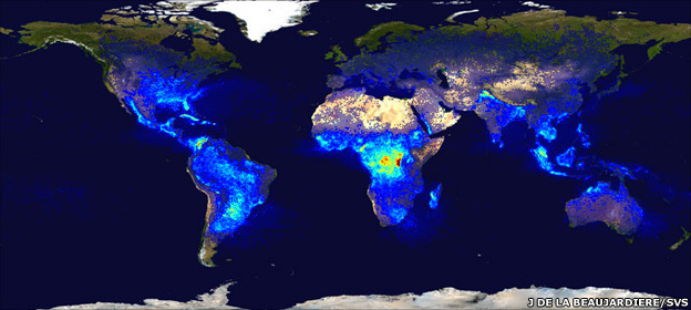 Nasa world map pics about space earth map nasa gumiabroncs Gallery