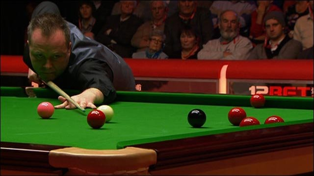 John Higgins seals semi-final victory over Mark Allen