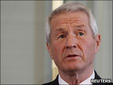 Council of Europe Secretary-General Thorbjoern Jagland