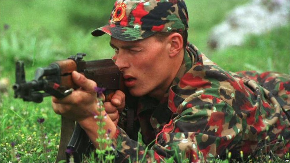 the kosovo liberation army and its peace talks with nato Nato has been leading a peace-support operation in kosovo since june 1999 in support of wider international efforts to build peace and stability in the area demilitarize the kosovo liberation army the evolution of nato's role in kosovo kfor deploys.