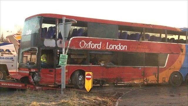The Oxford to London coach