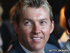 Former Australia Test paceman Brett Lee