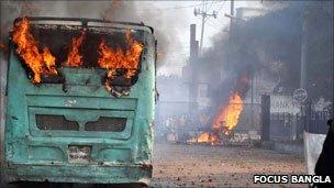 Violence in Bangladesh