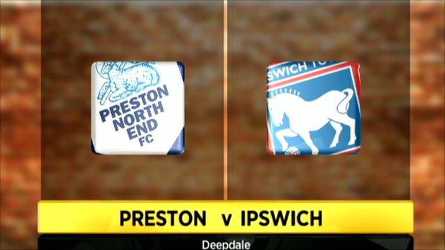 Preston 1-0 Ipswich